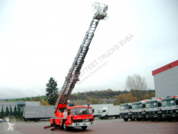 Ciężarówka wóz strażacki Renault G F231 4x2 Autom./Doppelsitzbank/Schwings