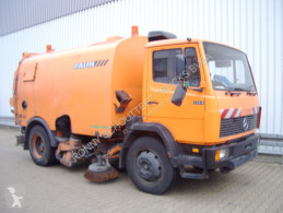 Mercedes L 1314KO 4x2 used washer truck
