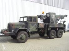 camião nc MAGIRUS 175D15A6X6 Doppelsitzbank