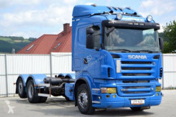 camion Scania R500 * Fahrgestell 6,70 m * Top Zustand!