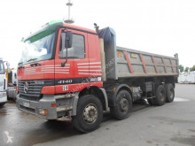 Mercedes Actros 4140 truck used half-pipe tipper