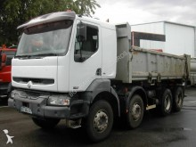 Renault two-way side tipper truck Kerax 420 DCI