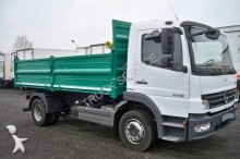 Camion Mercedes Atego 1218 benne occasion
