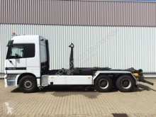 Camion Mercedes Actros 2646 L /6x4 2646 L 6x4 mit Hiab Multilift polybenne occasion