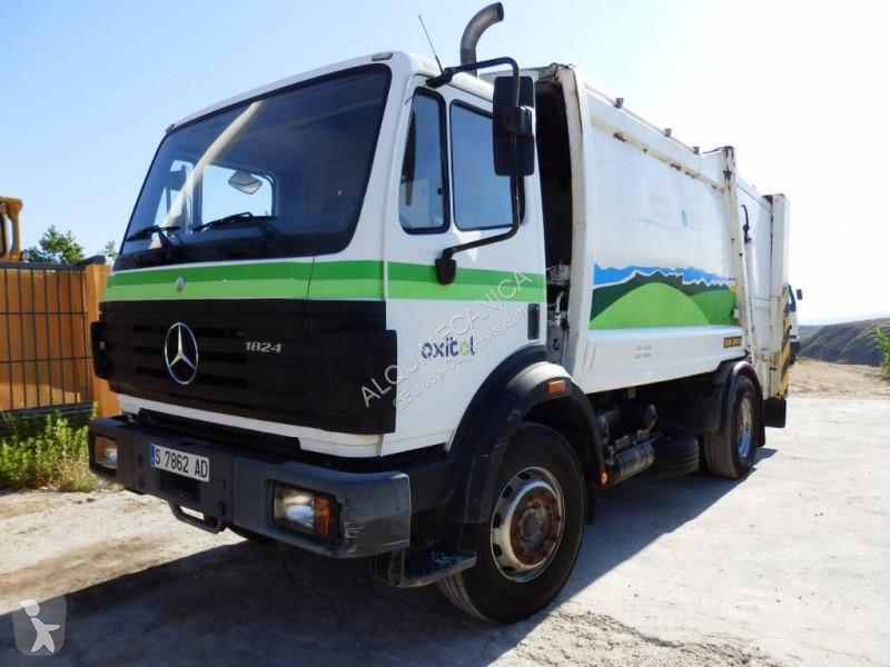 Voir les photos Camion nc Mercedes-Benz SK 1824