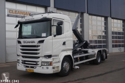 Camion Scania R 520 polybenne occasion
