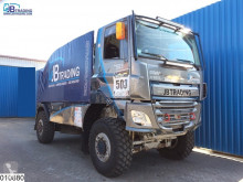 Camion fourgon occasion Ginaf X2222 Dakar rally truck 1000 hp