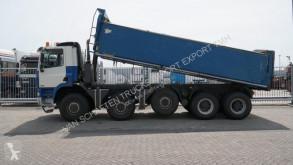 Camion benne occasion Ginaf X 5450 B 410 10X8 TIPPER