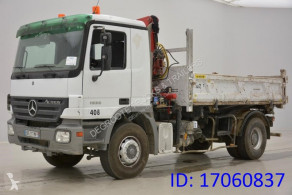 Mercedes two-way side tipper truck Actros 1832