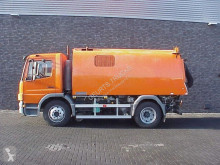 Mercedes sewer cleaner truck 1518