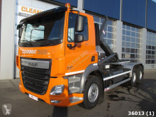 Camion polybenne occasion DAF CF 410
