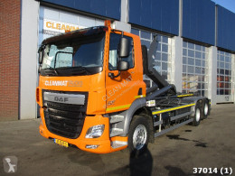 DAF CF 410 truck used hook arm system