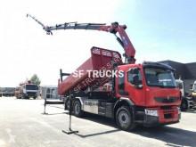 Camion benne Renault Lander 450 DXI