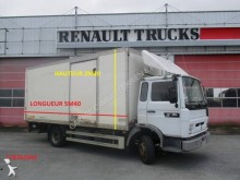 Renault Gamme S 150 truck used plywood box