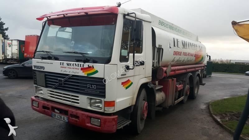 Zobaczyć zdjęcia Ciężarówka Volvo FL10 320
