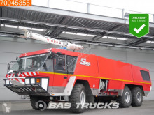 Camion pompiers Mercedes Crashtender Fire Truck Sides Airport Rescue-Vehicle