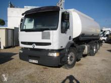Used oil/fuel tanker truck Renault Premium 320.26