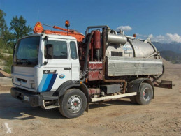 Renault sewer cleaner truck vi-40acj3