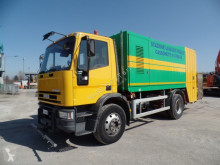 Iveco waste collection truck