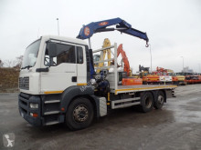 Camion MAN TGA 26.350 occasion