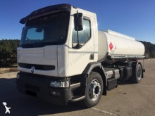 Camion Renault Midlum citerne hydrocarbures occasion