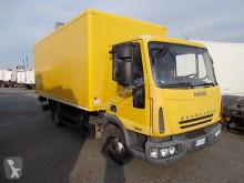 Camión furgón usado Iveco Eurocargo 75E16