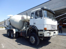 Used concrete mixer truck Iveco n/a 330-36