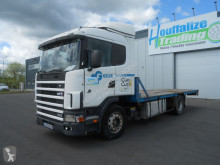 Camion porte voitures occasion Scania 124 400 -