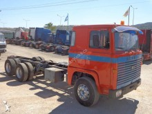 Scania 111 truck used chassis
