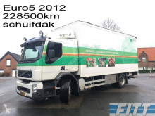 Camion Volvo FE 260 fourgon occasion