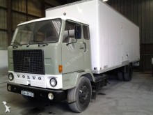 Volvo truck used insulated