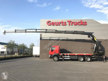 Camion Renault Kerax 450 plateau occasion