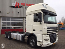 Used chassis truck DAF XF105