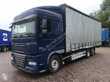 Camion rideaux coulissants (plsc) occasion DAF XF105