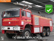 камион Renault Fire Truck Thomas Camiva Airport Rescue-Vehicle Alpiroute. tank capacity: 9500 liter water + 650 l. foam.