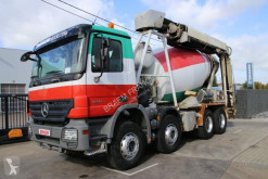 Mercedes Actros 3241 truck used concrete mixer