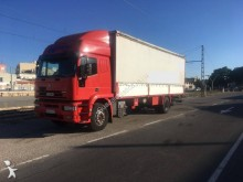Kamión plachtový náves Iveco Eurotech MH 190 E 31 P