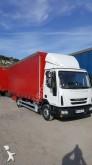 Iveco Eurocargo ML 120 E 22 truck used tautliner