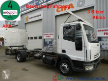 Iveco chassis truck 75E15 EuroCargo LBW*AHK*Klima*1.Hand Tempomat