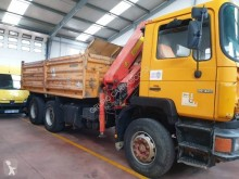 MAN 26.322 truck used dropside