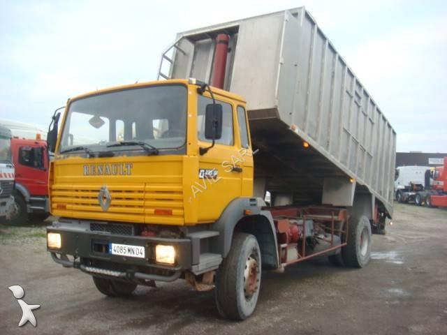Voir les photos Camion Renault Gamme G 230