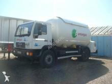 MAN 18 280 truck used gas tanker