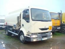 Lastbil tank råolja Renault Premium 220 DCI