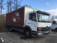 Mercedes Atego 1528 truck used tautliner