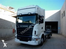 Camion porte containers occasion Scania R 560
