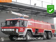 Camion Mercedes Crashtender Fire Truck Sides Airport Rescue-Vehicle pompiers occasion