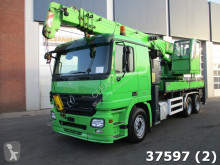 Mercedes Actros 2644 grue mobile occasion