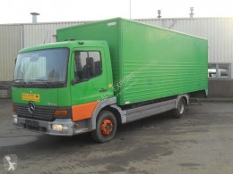 Used box truck Mercedes Atego