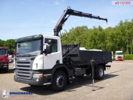 Camion Scania P 270 cassone nuovo