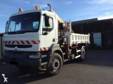 Camion Renault Kerax 260 tri-benne occasion